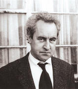 John Banville - picture courtesy Macmillan Books